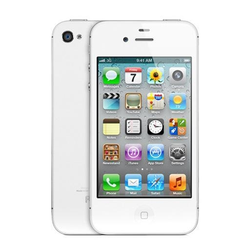 China Apple iphone 4S (white ) Brand Mobile Phone