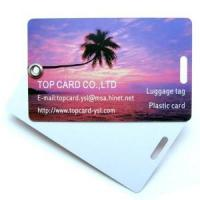 Standard Luggage Tag TC-618 Manufactures