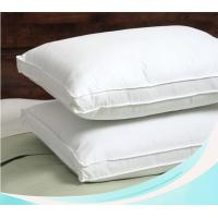 China Down and feather filling pillow insert with high quality casing on sale