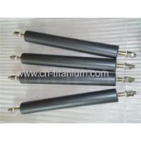 Titanium MMO /pipe ti anode sheet ruthenium iridium coating tantalum coating Manufactures