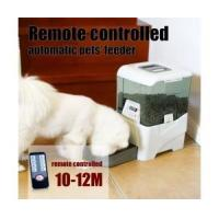 Buy cheap Remote control automatic pet feeder from wholesalers