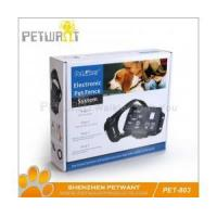 Rechargeable Electronic Dog Fencing System PET-803 Manufactures
