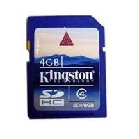Quality Kingston SDHC Class4 Card (4GB) Memory Card for sale