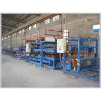 colored eps mineral wool sandwich panel machine manufacturers china