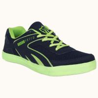 Ballerinas Navy Green Men Casual Shoe Manufactures