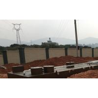Integration of buried sewage treatment equipment Manufactures