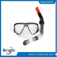 swimming mask and snorkel set Manufactures