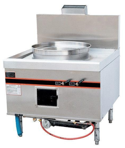 Stainless steel commercial kitchen equipments 52kw for Kitchen design 01532