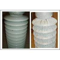 Evaluation of station post porcelain insulators with RTV silicone rubber coatings Manufactures