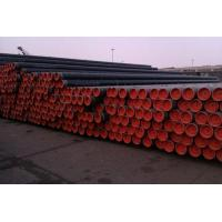 China Spiral Welded Pipe Pile on sale