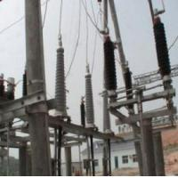 110kV composite jacket outdoor terminal Manufactures