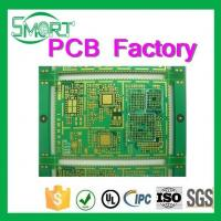 multilayer hdi pcb manufacturer in China with fact Manufactures