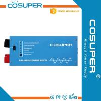 Buy cheap single output type dc to ac 12v 220v pure sine wave inverter from wholesalers