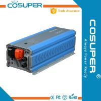 Buy cheap dc to ac 24v 220v pure sine wave inverter 3kva from wholesalers