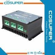 Buy cheap 12V 24V 30A 45A 60A pwm solar charge controller for home sol from wholesalers