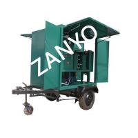 ZYM Mobile Type Transformer Oil Purifier Manufactures
