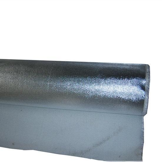 Heat insulation flame retardant feature aluminum foil fire for Is fiberglass insulation fire resistant