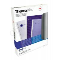 GBC Thermal Binding Cover 3mm White Ref 45440 [Pack 25] Manufactures