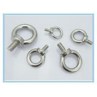 China Stainless Steel Lifting Eye Bolt/Swing Bolt (DIN580) on sale