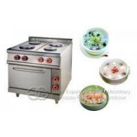Electric 4 Hot Plate Cooker With Oven GGEC-4R Manufactures