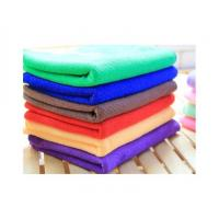 China Microfiber cleaning cloth wholesale on sale