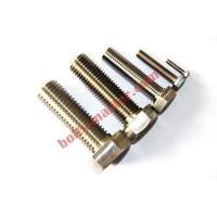 Buy cheap Titanium Hex Head Bolts from wholesalers