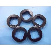 Permanent Bonded Neodymium Magnet With Irregular Hole Manufactures