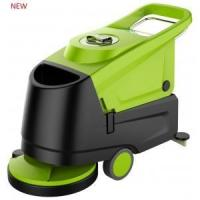 China single brush walk behind scrubber dryer on sale