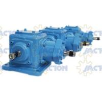 1 to 1 ratio right angle gear speed reducer Manufactures