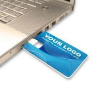 Plastic Shortened Chipset Credit Card USB Flash Drives Manufactures