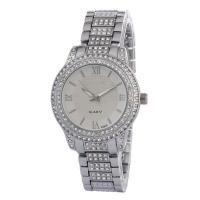 China Alloy Diamond Watches For Women Japan Movement Watch on sale