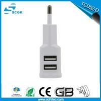 China Mobile phone charger for cell phone charger with single usb travel adapter for samsung on sale