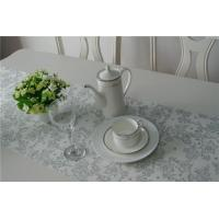 fabric for table runners Cotton Fabric Table Runner Manufactures