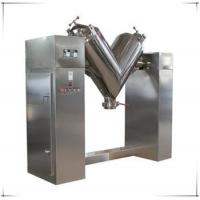 industrial V shape dry powder mixer for chemical phamaceuticals food Manufactures