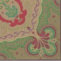 Jewel Jaipur Paper Luncheon Napkins - 20 per package Manufactures