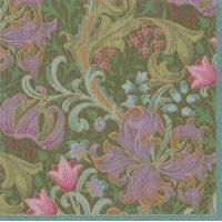 Golden Lily bronze Paper Luncheon Napkins - 20 per package Manufactures