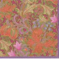 Golden Lily sage Paper Luncheon Napkins - 20 per package Manufactures