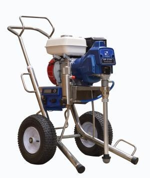 Quality GP2700 Gas Mechanical Airless Paint Sprayers 3L for sale