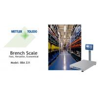 China METTLER TOLEDO Bench Scale BBA 231 on sale