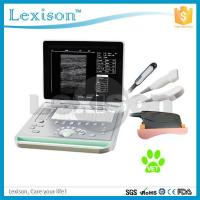 15 inch Laptop Portable Vetrinary Ultrasound Scanner Machine (PRUS-S7000V)