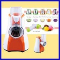 Buy cheap 3 in 1 Multi function salad maker with ice cream maker and slicer for home use from wholesalers