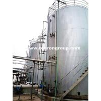 Vertical Steel Mixer Storage Tank for Mixing Dry Powder Manufactures