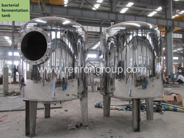 Quality Microbiology Stainless Steel Fermentation Tank for sale