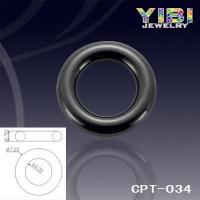 China balck ceramic round ring CPT-034 wholesale