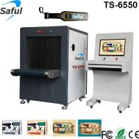 Airport Cargo Inspection Machine X-Ray scanner TS-6550 Manufactures