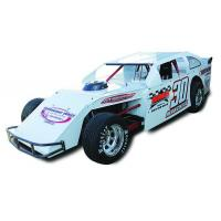 IMCA MODIFIED BODY KIT-RIBBED ROOF-ALUMINUM NOSE Manufactures