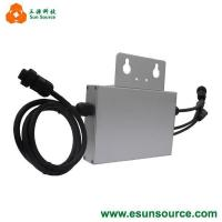 China 22-50V to AC220V 260w Micro Solar Power Grid Tied Inverter for solar panel on sale
