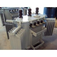 China 11kV three phase pole mounted power transformer on sale
