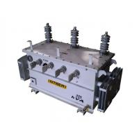 China 13.2kV three phase pole mounted power transformer on sale