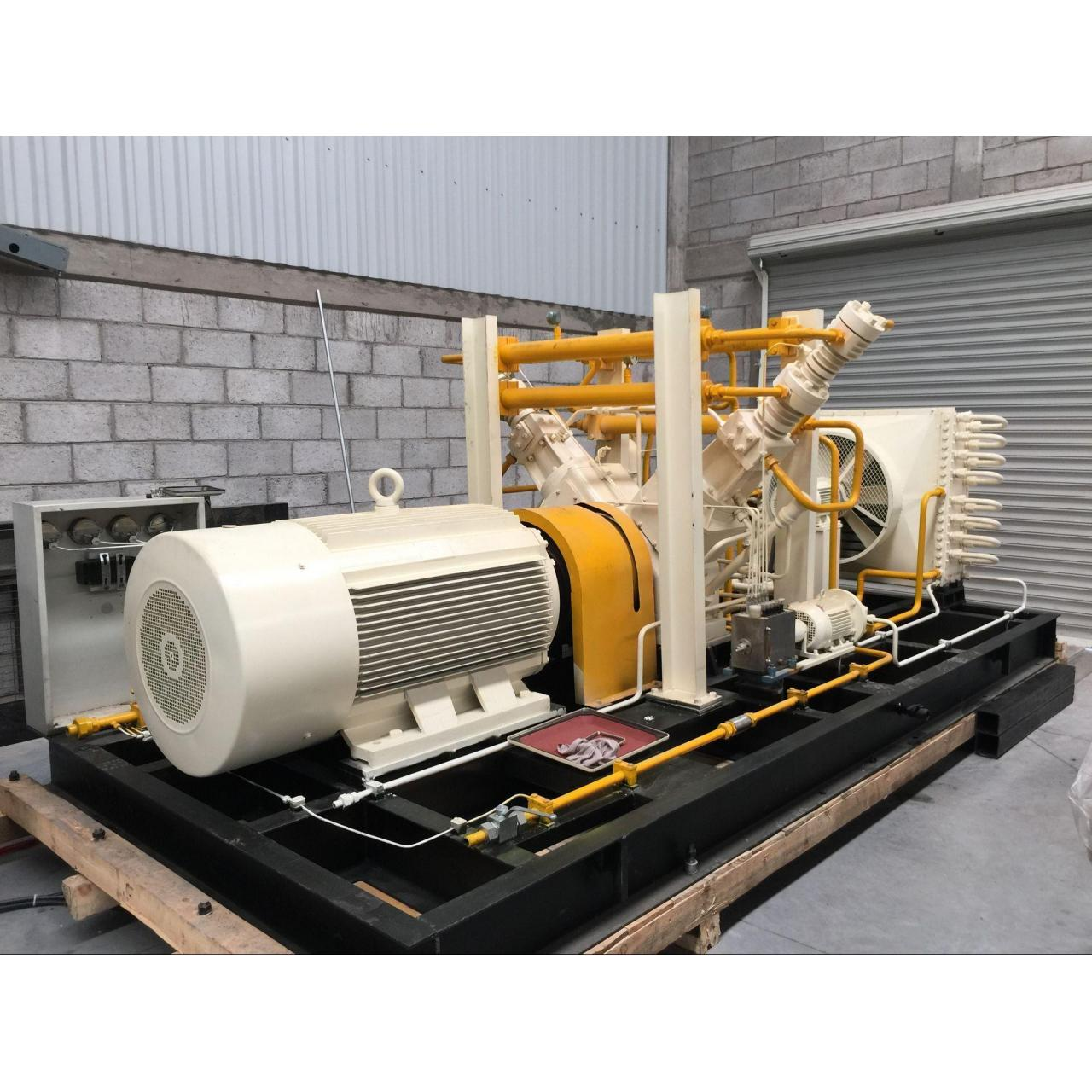 Buy cheap Oil Free Gas Booster from wholesalers